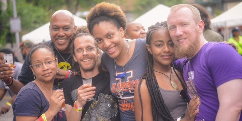 Hyde Park Brew Fest 2017